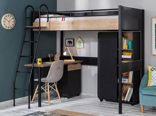 как отделить детскую зону в однокомнатной квартире