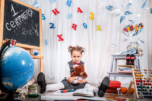 Фотосессия 1 сентября для детей 2