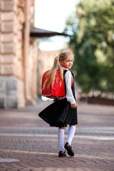 Фотосессия 1 сентября для девочки