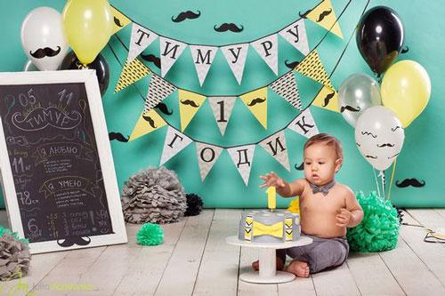 Идеи фото зон для детей на день рождения