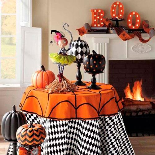 Хэллоуин украсить своими руками