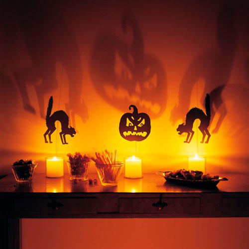 украсить дом на хэллоуин своими руками 5