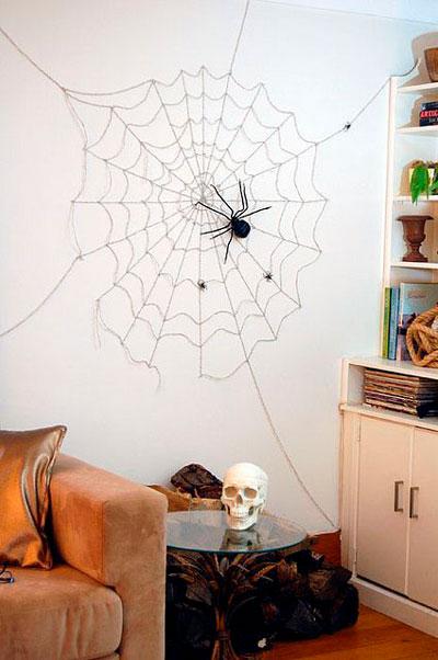 украсить дом на хэллоуин своими руками 4