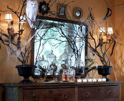 украсить дом на хэллоуин своими руками 6