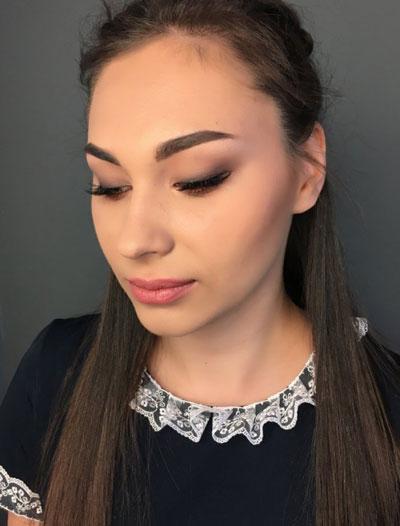 идеи макияжа на 1 сентября