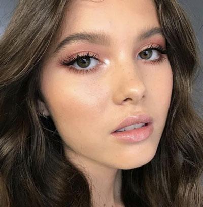 идеи макияжа на 1 сентября 5