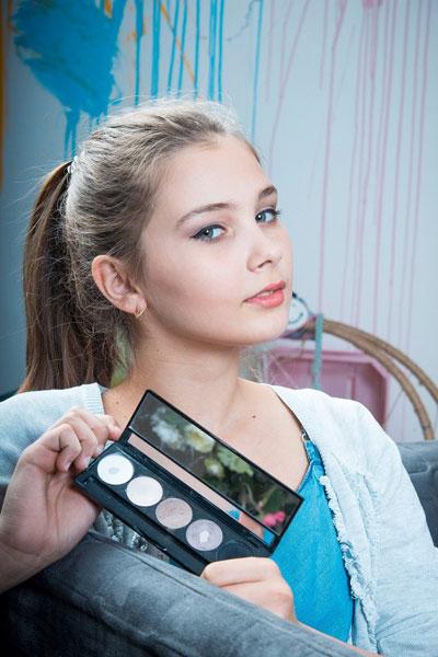 идеи макияжа на 1 сентября 4
