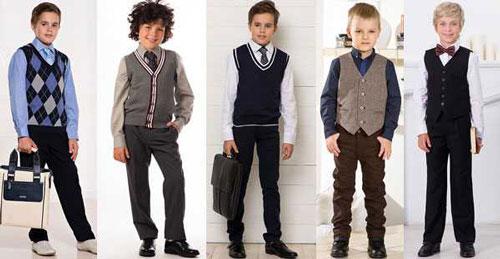 как одеть первоклашку мальчика на 1 сентября