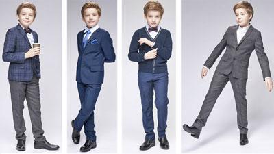 как одеты мальчики на 1 сентября