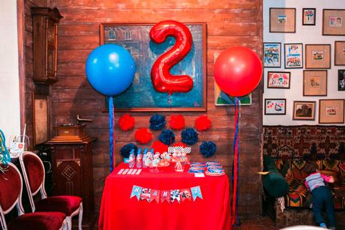 Как украсить комнату на день рождения ребенка мальчика