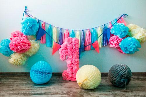 Как украсить комнату на день рождения ребенка 6 года