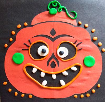 как украсить комнату на хэллоуин своими руками 6
