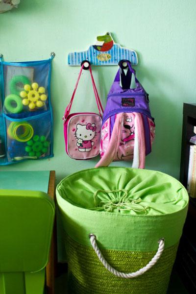 как в однокомнатной квартире сделать детскую зону 5