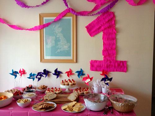 Как украсить комнату на день рождения ребенка просто