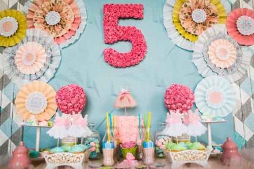 Как украсить комнату на день рождения ребенка просто 4