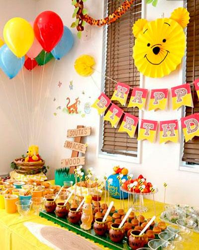 Как украсить комнату на день рождения ребенка просто 5