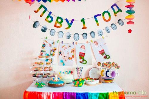 Как украсить комнату на день рождения ребенка просто 6