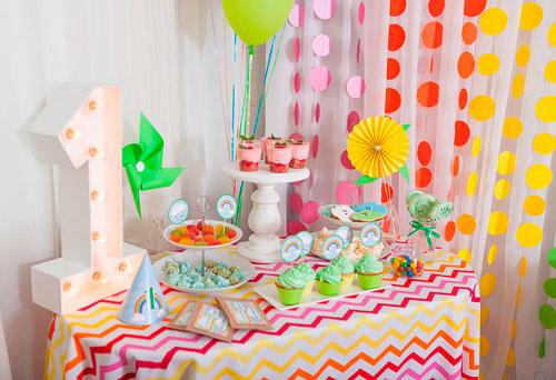 Как украсить комнату на день рождения ребенка просто 7