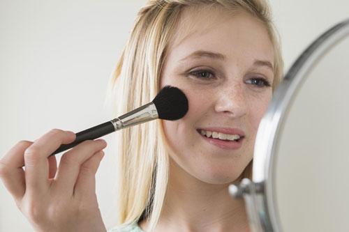 макияж на 1 сентября в колледж