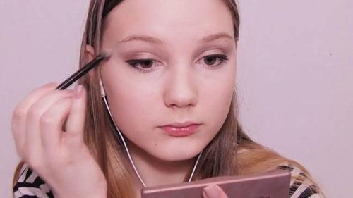 макияж на 1 сентября 6 класс