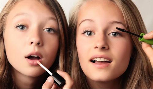 красивый макияж на 1 сентября