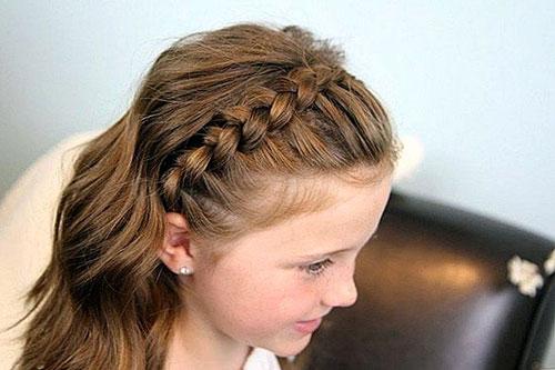 модные прически на 1 сентября на короткие волосы