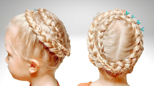 прически на 1 сентября 1 класс фото на короткие волосы