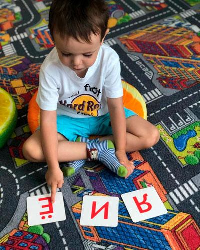 Стихи про букву Ё для детей 2-3 лет