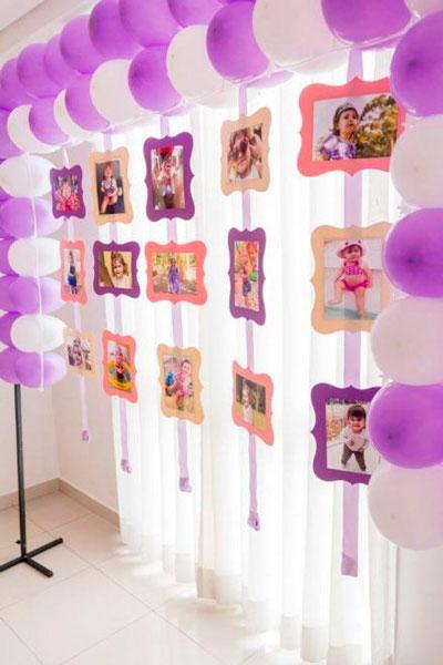 комната на детский день рождения 5