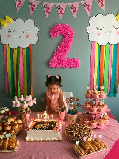 комната на детский день рождения 3