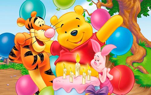 украшение комнаты на день рождения ребенка мультгероями