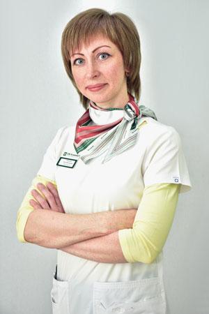 врач-педиатр детской «СМ-Клиника» Татаркина Ольга Викторовна