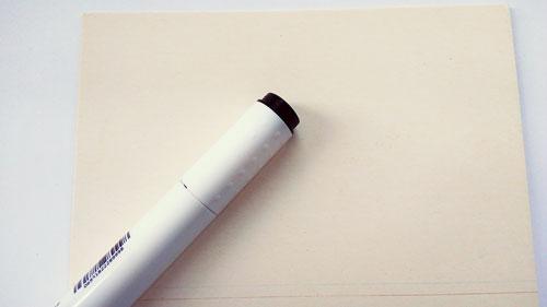 аппликация из листьев бумага