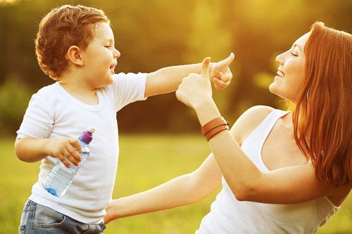 принципы позитивного воспитания статья