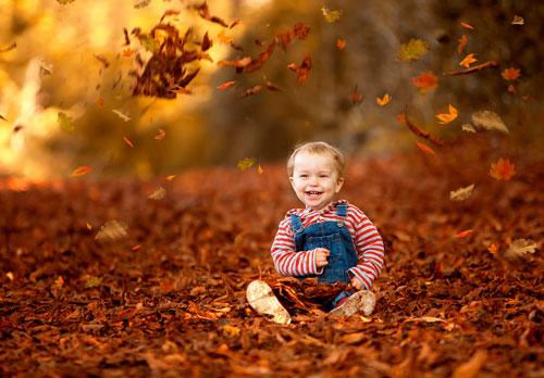 Крсивые стихи про осень для детей 8-9 лет