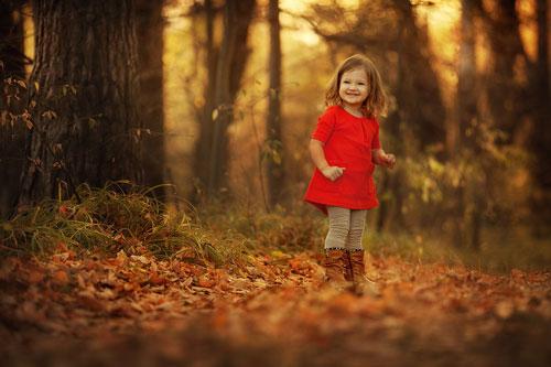 Стихи про осень для детей 7-8 лет