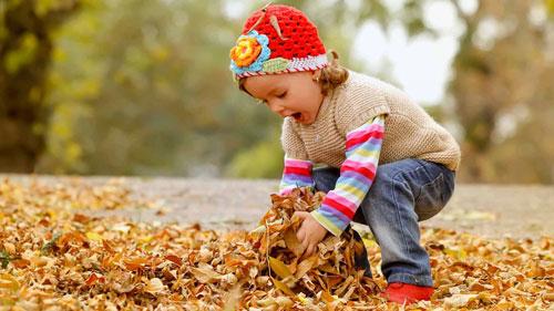 Загадки про осень для детей 3-5 лет