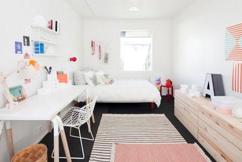 Детская комната в скандинавском стиле для двоих 6