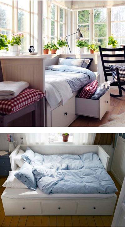 Детская комната в скандинавском стиле для подростка 3