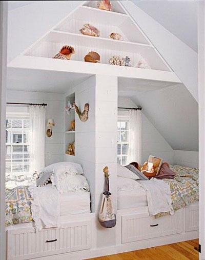 Детская комната в скандинавском стиле для подростка 5