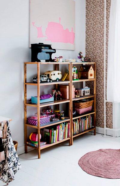 детская комната дизайн скандинавский стиль