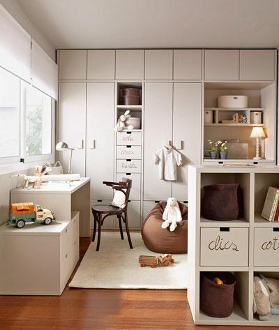 детская комната дизайн скандинавский стиль 2