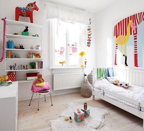 детская комната дизайн скандинавский стиль 3