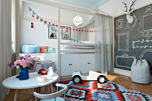 детская комната дизайн скандинавский стиль 4