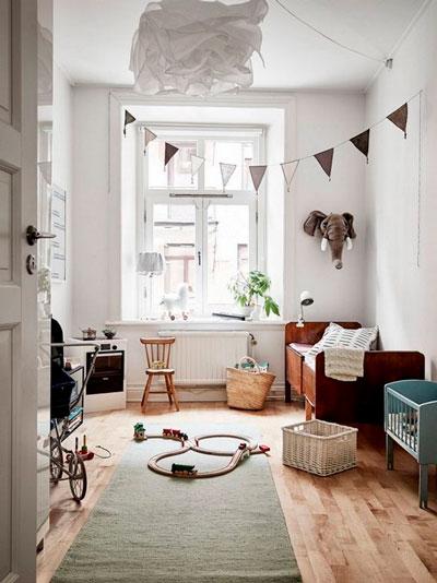 детская комната дизайн скандинавский стиль 5