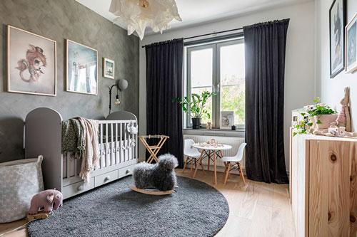 детская комната в скандинавском стиле 3