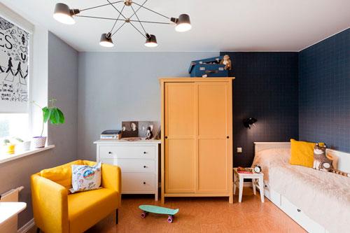детская комната в скандинавском стиле 5