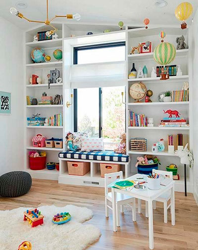 детская комната +в скандинавском стиле 6
