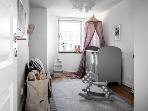 Детская комната в скандинавском стиле 7