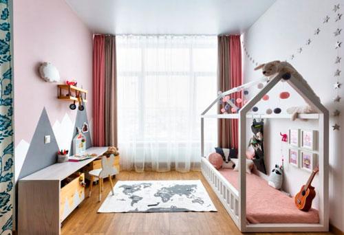 Детская комната в скандинавском стиле 8